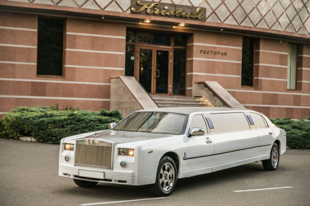 Лимузин Rolls Royce Phantom